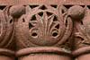 Stonework detail, Starkweather Chapel