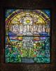 Flight of Souls - featured window, Wade Memorial Chapel, version 2
