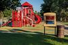 D247-2016 Farm themed playground equipment<br /> <br /> County Farm Park, Washtenaw County, Ann Arbor<br /> Taken September 4, 2016