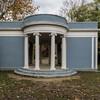 D297-2017<br /> Semi-enclosed shelter<br /> <br /> Island Park, Ann Arbor<br /> Taken October 24, 2017
