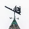 Weathervane, Curzon Castle Museum