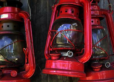 Red Lanterns - Finland
