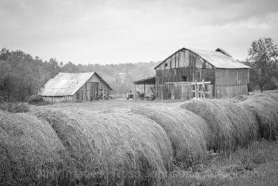 20131005-5D3_1677 Barn - Evans, WV