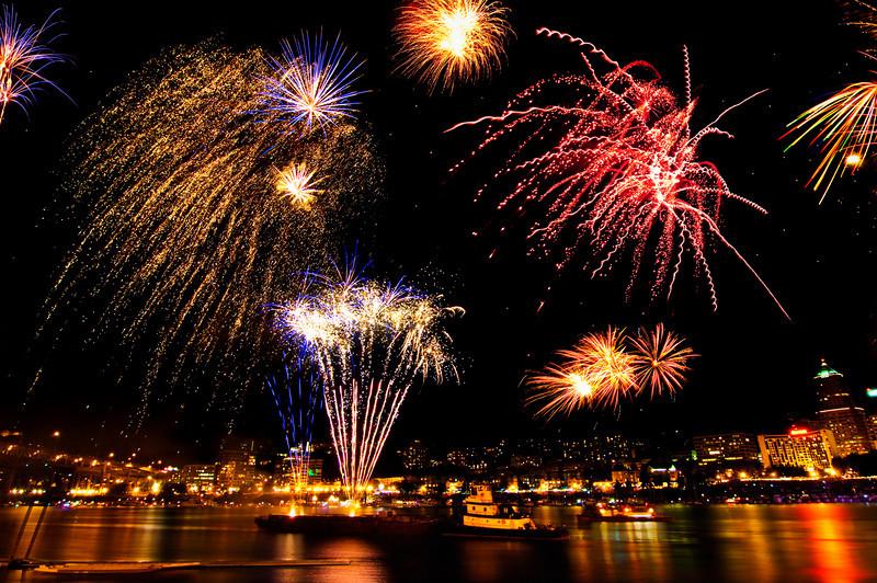 Independence Day, July 4, Portland Oregon