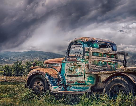 Rust and Rain