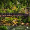 Brilliant Bridge in June