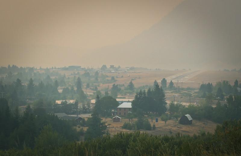 A Smoky City