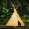 Pass  Creek Tipi