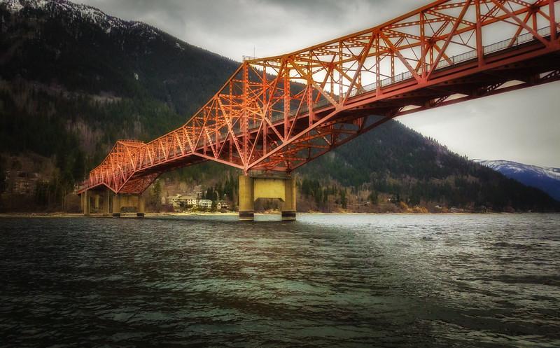 Big Orange Bridge