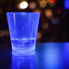 Cup in Black Light