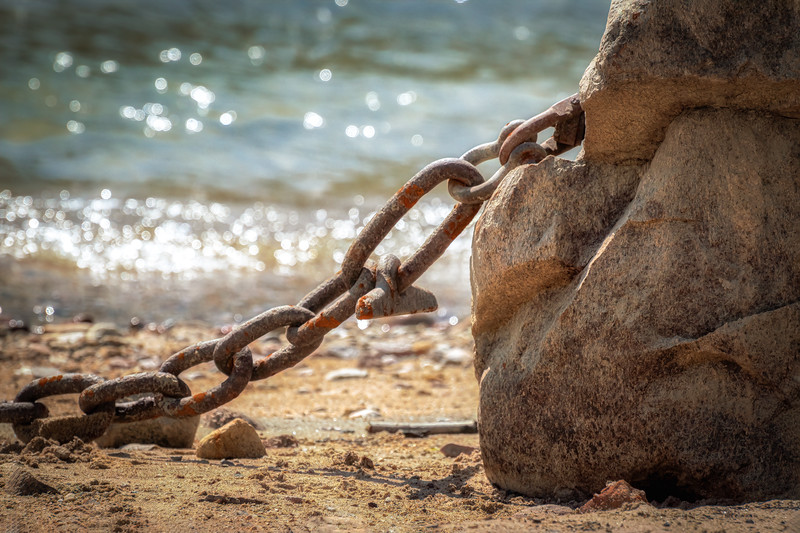 Rock and Chain