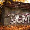 Graffiti in Autumn