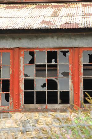 Bethlehem Steel Window