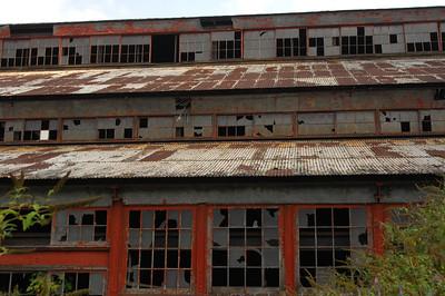 Bethlehem Steel Windowed Shed