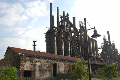 Bethlehem Steel Towers