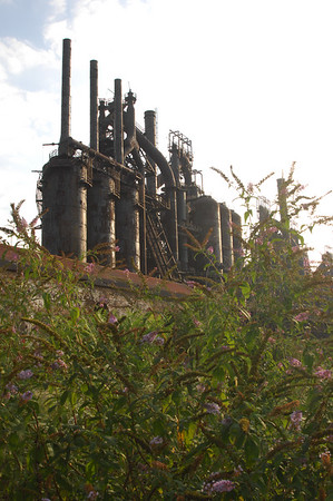 Bethlehem Steel Towers (V)