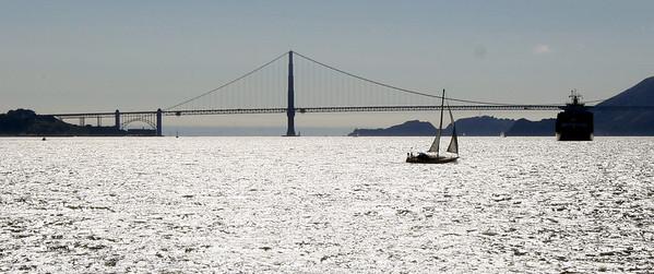 Golden Gate Bridge, 30 Jun 2008.