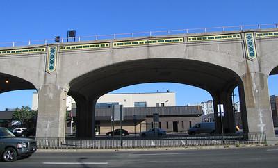 59th Street Bridge for the 7 Train, Long Island City, NY, 13 Oct 2007