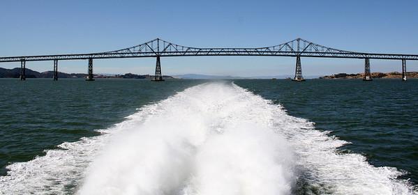 Richmond-San Rafael Bridge. 30 Jun 2008.
