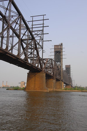 Delaire Railroad Bridge