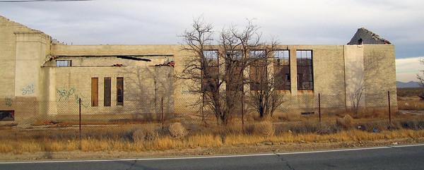 Joshua Tree Grange No. 664, Redman, California, 22 Nov 2006
