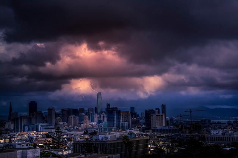 SF under attack