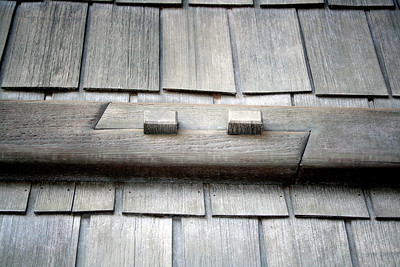 Joinery; Gamble House, Pasadena, 11 Jan 2009