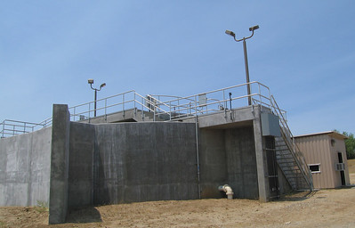 March Wastewater Reclamation Facility, 14 Jul 2006