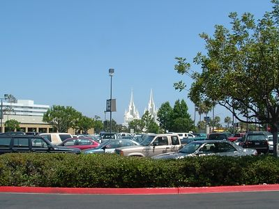 Mormon Temple, 26 Jun 2004