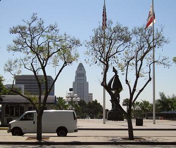 L.A. City Hall, 8 May 2009