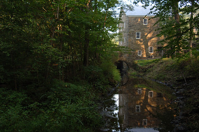Cooper Grist Mill, Chester, New Jersey