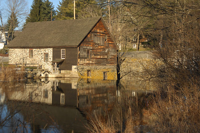 The Old Mill, Sciota, Pennsylvania