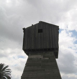 Old Water Tower, Romoland, 5 May 2005