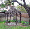 Gazebo. Old Town San Diego, 25 Feb 2007.