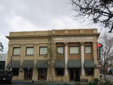 Verbal Building, Claremont, CA, 6 Feb 2005