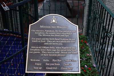 Mission Inn 4 Oct 2010