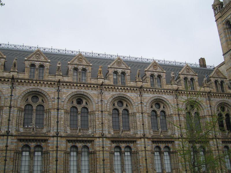 Natural History Museum, London, 25 Apr 2005