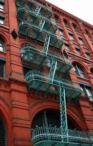 Puck Building, Manhattan. 31 Mar 2008