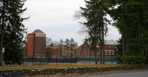 Vassar College, Poughkeepsie, NY. 27 Mar 2008