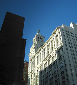 Con Edison Bldg., Manhattan. 14 Oct 2007