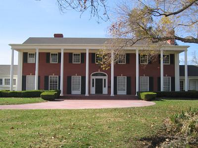 Riverside County Parks District Headquarters, Rubidoux.  06 Feb 2007.
