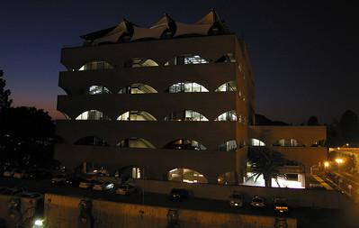 Riverside City Hall, 19 Dec 2008