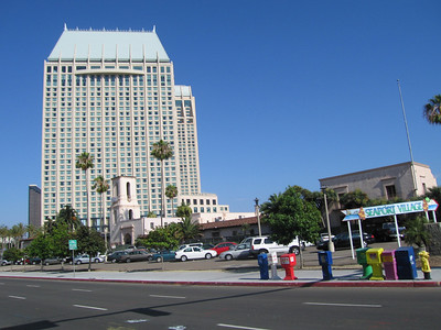 Hyatt Hotel, San Diego, 27 Jun 2009