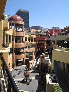 Horton Plaza, San Diego, 27 Jun 2009