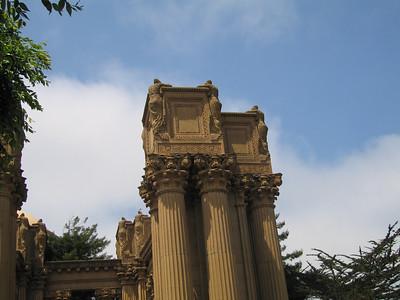 Palace of Fine Arts, San Francisco. 29 Jun 2008.