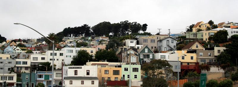Daly City, Ca. 1 Jul 2008.