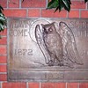 Bohemian Club plaque.  624 Taylor Street, San Francisco. 29 Jun 2008.