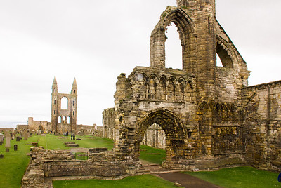 Scotland's Cathedrals, Churches, Priories, and Stone Circles