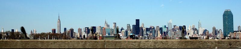 Manhattan from Brooklyn Bridge, 30 Mar 2008