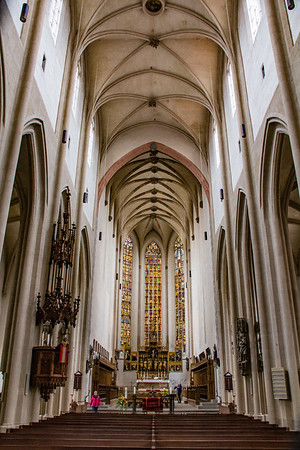 St. Jakob's Church-Rothenburg ob der Tauber, Germany